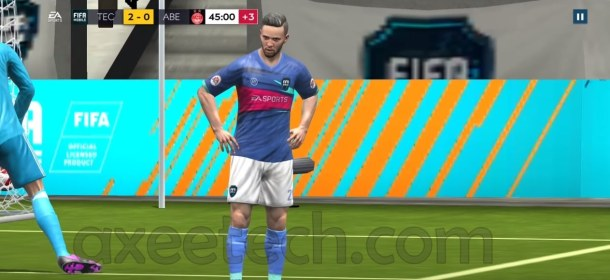 FIFA Soccer Beta mod Apk 2020