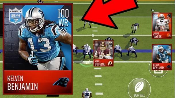 Madden NFL Mobile Mod Apk hack for Android