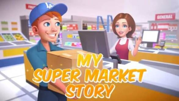 My Supermarket Story: Store tycoon Simulation Apk