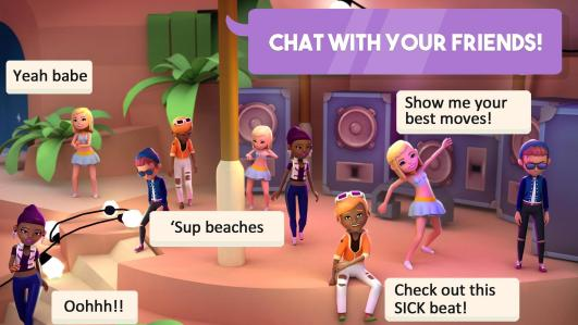 Party in My Dorm Mod Apk