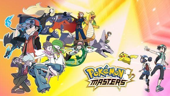 Pokemon masters Mod Apk Hack