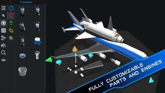 SimpleRockets 2 Mod Apk