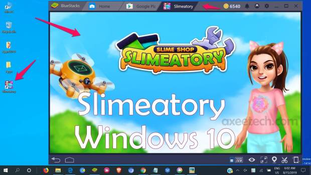 Slimeatory for PC Windows 10