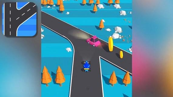 Traffic Run ModApk