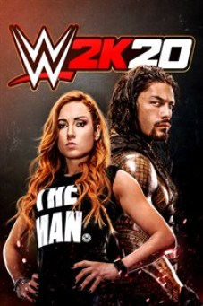 WWE 2K20 Apk for Android OBB/Data Download