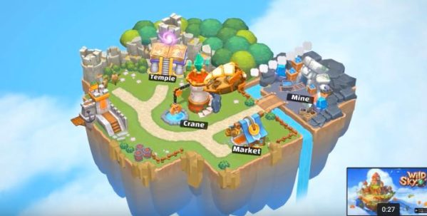 Wild Sky Tower Defense mod apk hack cheats Android