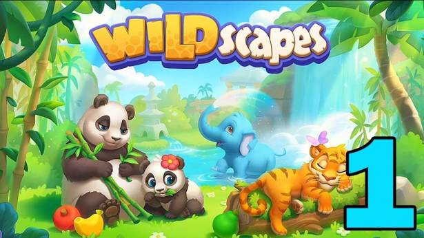 Wildscapes Mod Apk hack Android 2019