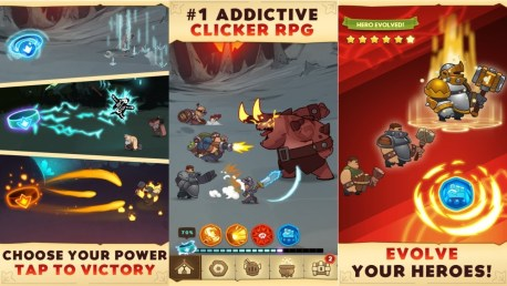 Almost a Hero - Idle RPG Clicker Mod Apk