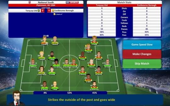 Club Soccer Director 2020 Mod Apk