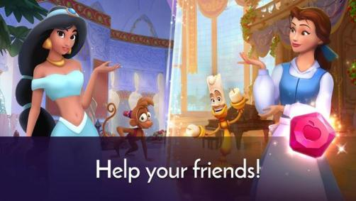 Disney Princess Majestic Quest Mod Apk