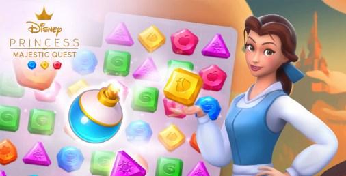 Disney Princess Majestic Quest Mod Apk