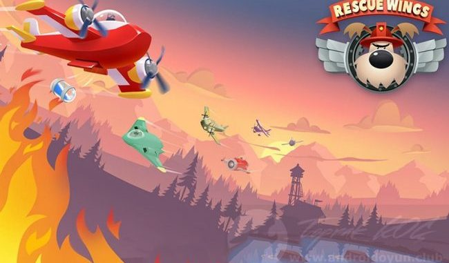 Rescue Wings on Windows 10 PC