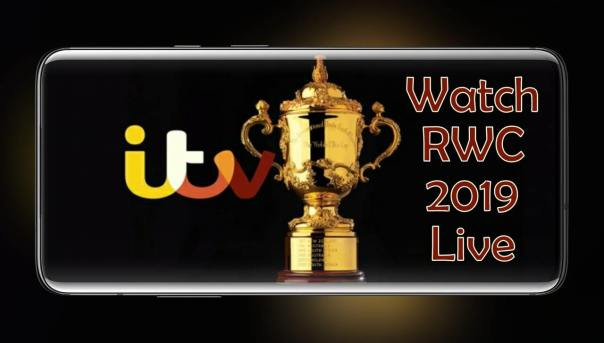 Rugby World Cup 2019 Live Streaming apps