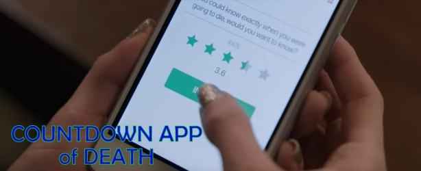 Death Countdown app for Android iOS