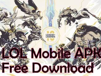 LOL Mobile Apk Free Download for Android