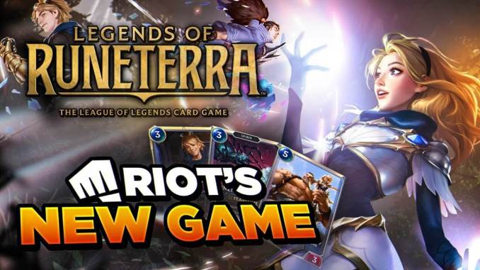 Legends of Runeterra Apk Download for Android