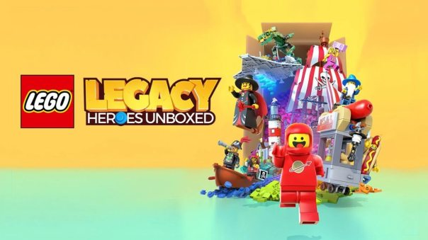 Lego Legacy Heroes Unboxed Apk App for Android