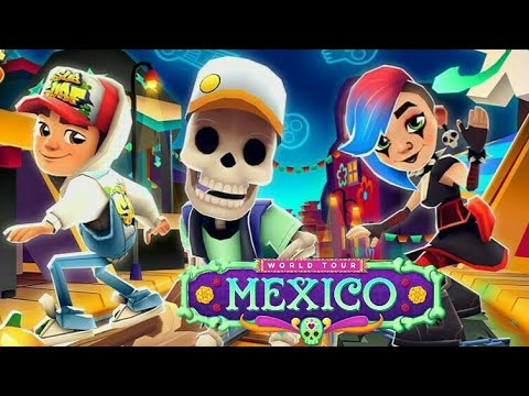 Subway Surfers Mexico Mod Apk October 2019