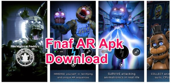 fnaf Ar apk for Android