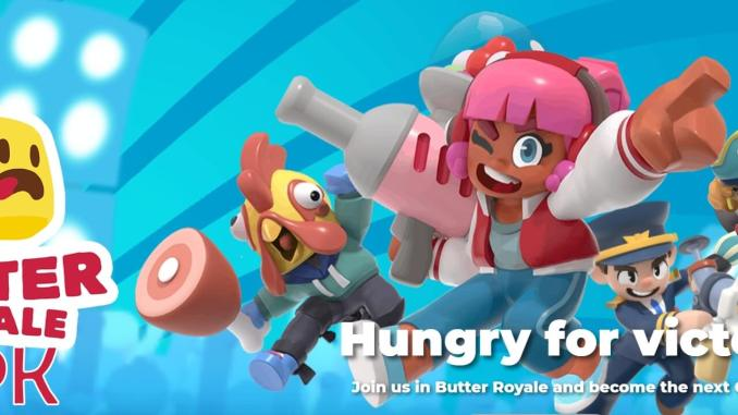 Butter Royale Apk download