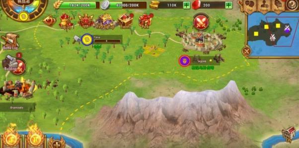Clash of Empires Mod Apk COE hack 2020