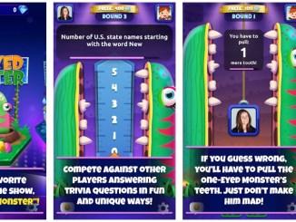 Ellen Game of Games App
