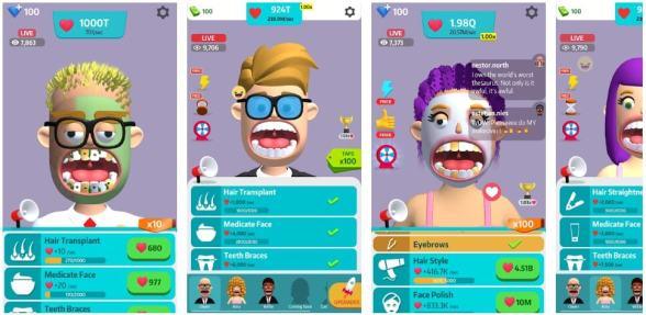Idle makeover Mod apk hack