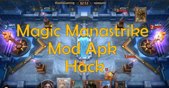 Magic Manastrike Android Hack