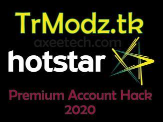Trmodztk Hotstar Mod Apk hack