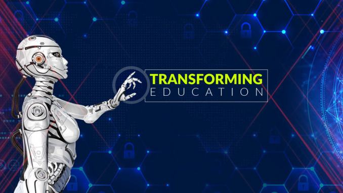 AI TRansforming Education