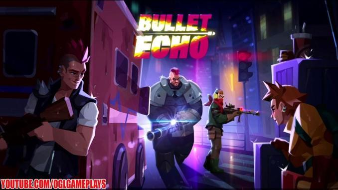 Bullet Echo Mod Apk hack