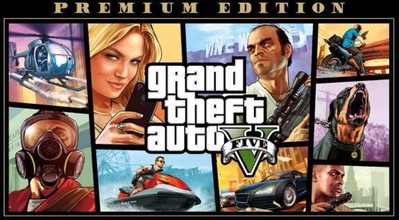 GTA 5 Premium Edition Epic Games 2020