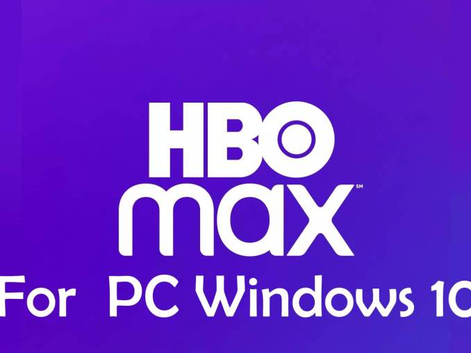 HBO Max for PC Windows 10