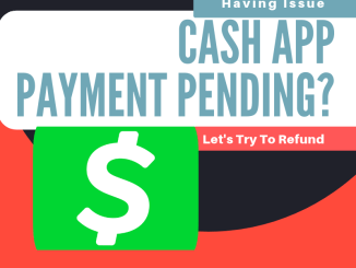 Cash App Pending payments