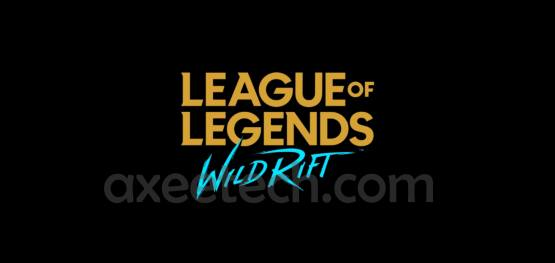 LOL Wild Rift Early Access Apk