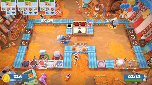 Overcooked for Windows 10 PC