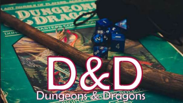 DnD Game intro