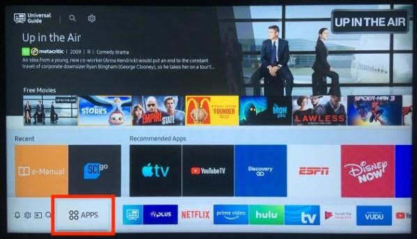 BlueStacks on Smart TV app