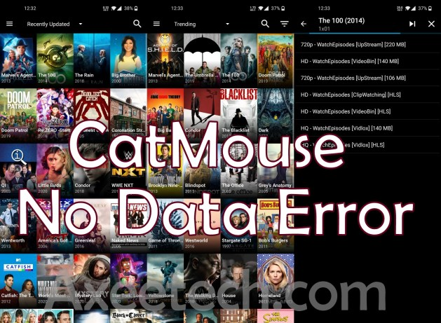 CatMouse Not Working Error Fixed