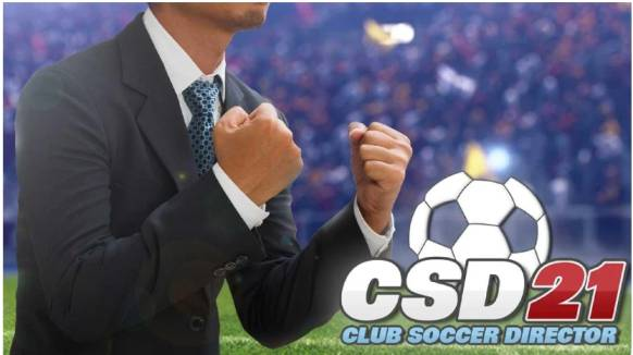 Club soccer director 2021 Apk for Android CSD21 hack