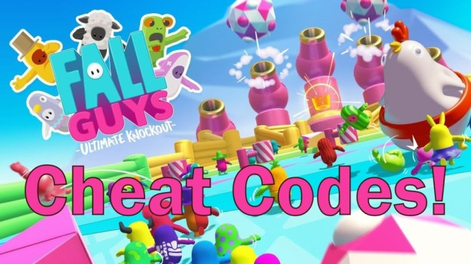Fall Guys Ultimate Knockout Cheat Codes