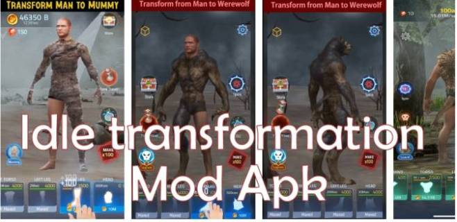 Idl transformation Apk Mod hack for Android