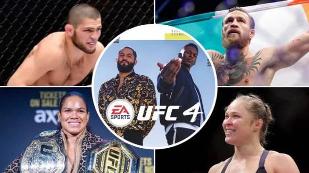 UFC 4 For PC Windows 10