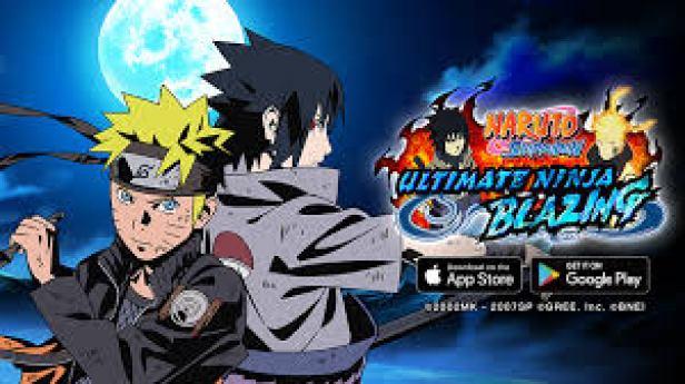 Ultimate Ninja Blazing Mod apk v2260 hack