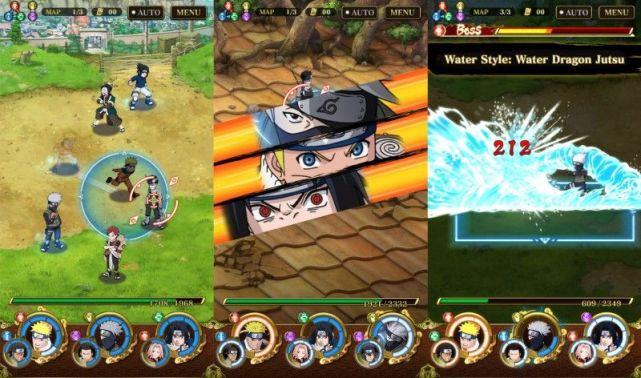 Ultimate Ninja Blazing mod apk hack