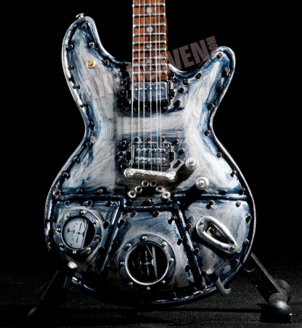 McSwain Machine Guitar