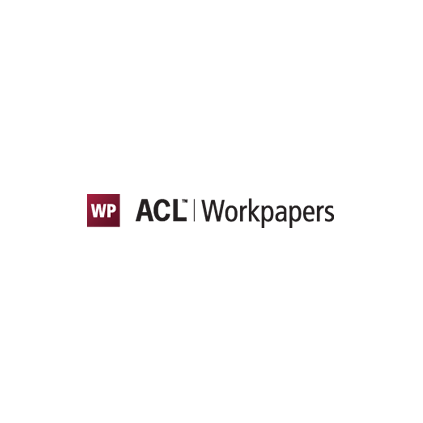 ACL Workpapers