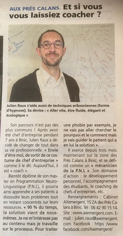 Julien Raux AXemergent