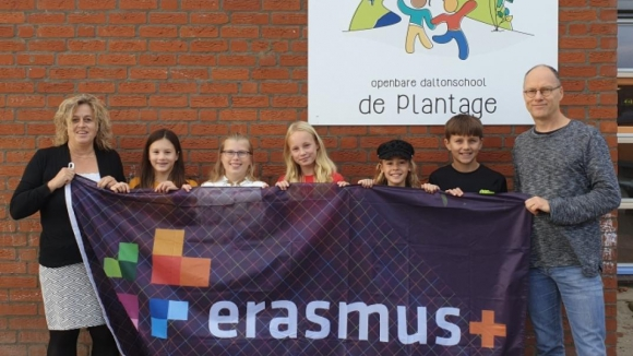 Article about the AXEP-project on the website of Erasmusplus
