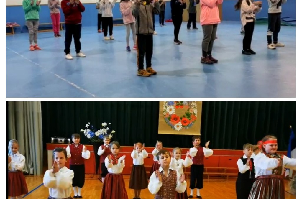 in Spain we dance to the rhythm of Estonia